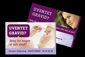 Abortliniens visitkort